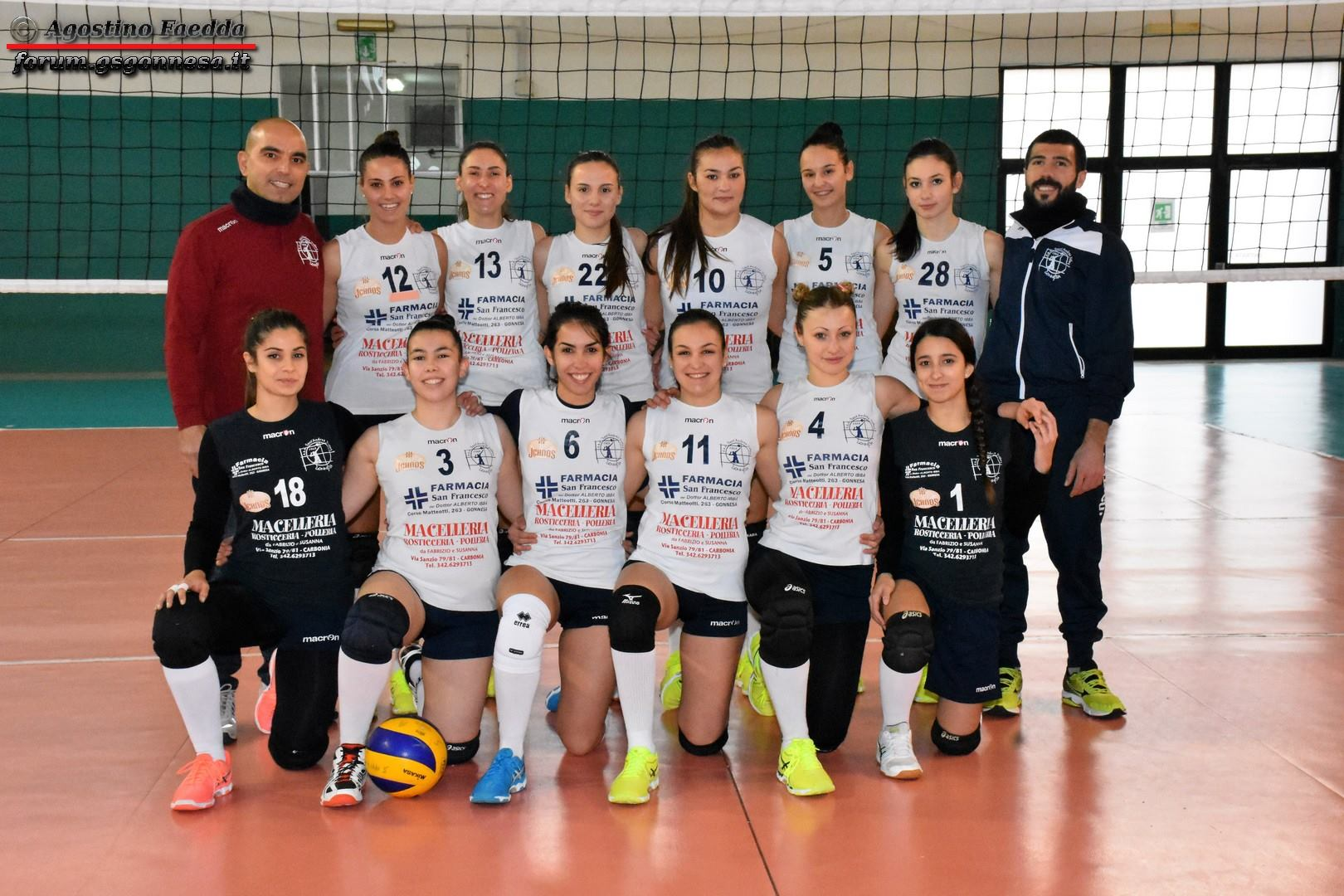 S. Andrea Volley Gonnesa